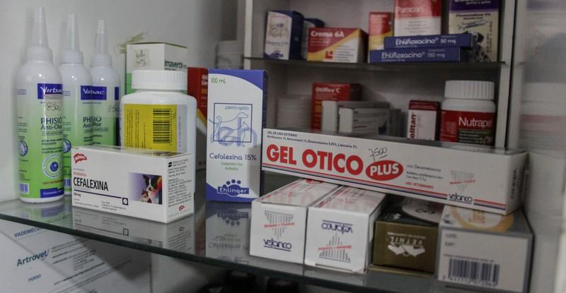 Medicamentos de uso Veterinario